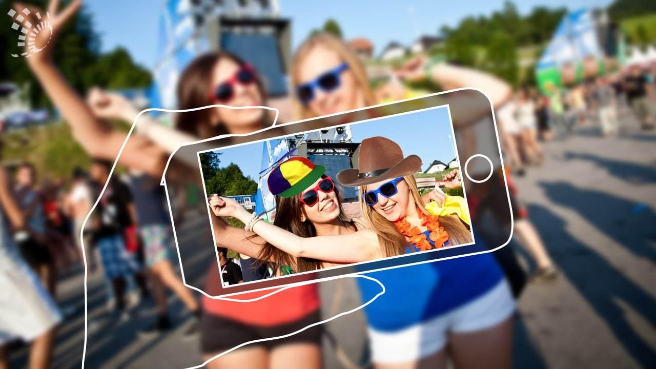 Promo applikáció - fesztivál